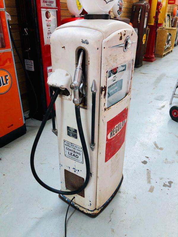 pompe à essence américaine Bennett
