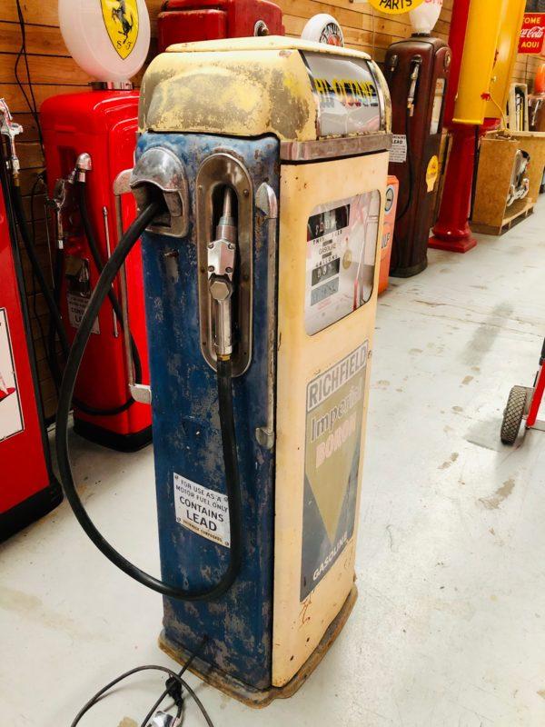 Pompe à essence américaine Richfield