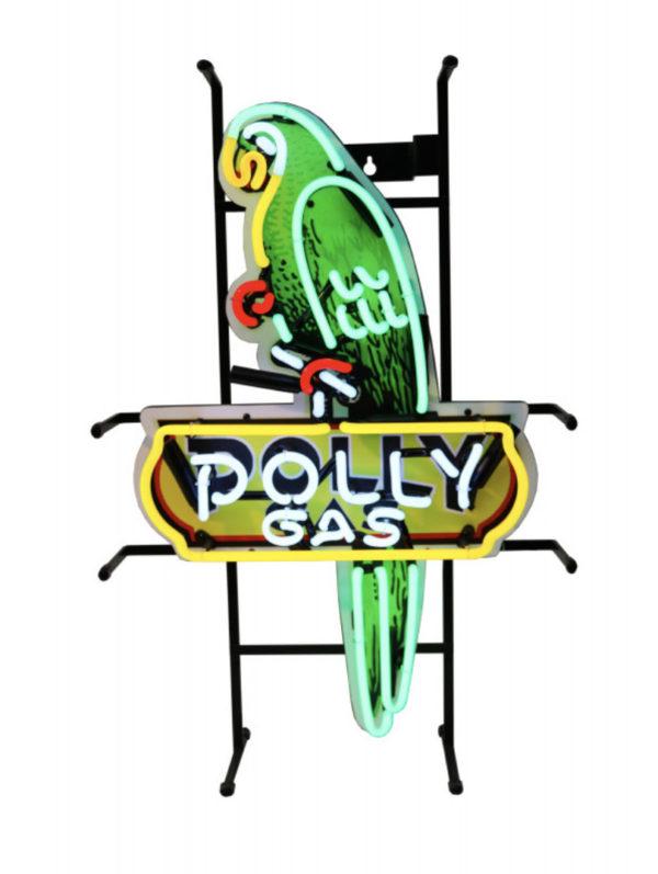 Enseigne Néon Polly Gas 65 cm 1