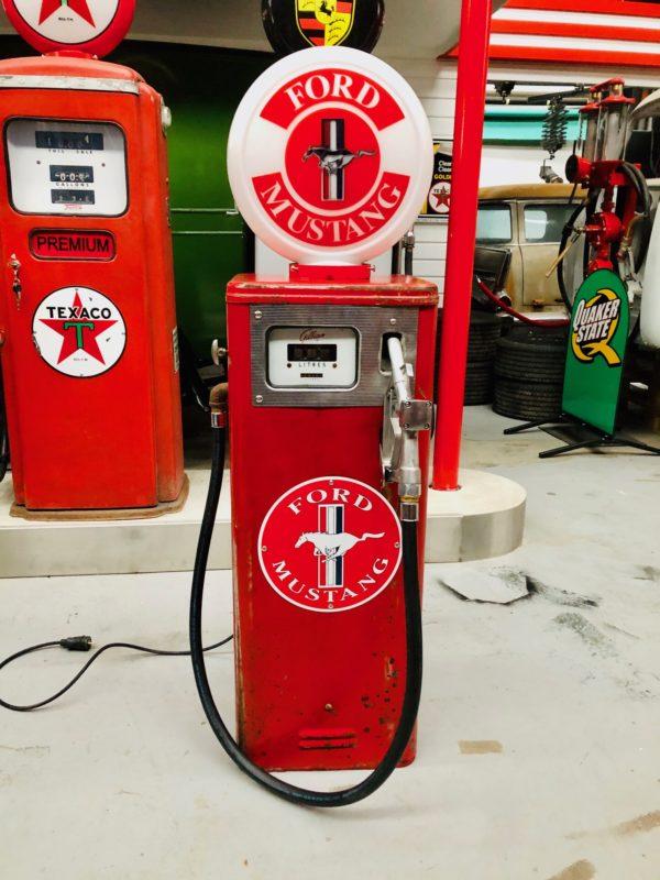 Pompe à essence américaine Ford mustang 2