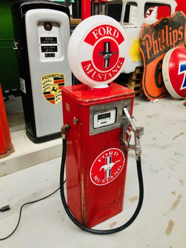 Pompe à essence américaine Ford mustang 1