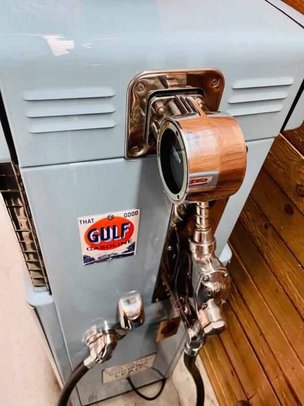 Pompe à essence wayne restaurée