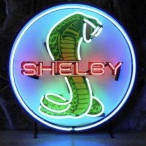 Enseigne Néon Shelby 60 cm