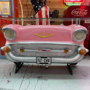 Bar Comptoir Chevrolet Bel air 170 cm