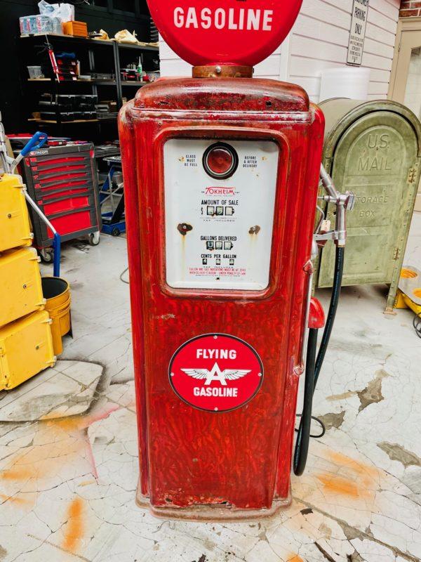 Pompe à essence américaine Tokheim t39 a