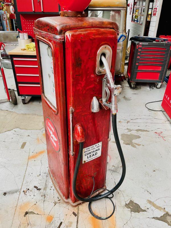 Pompe à essence américaine Tokheim t39