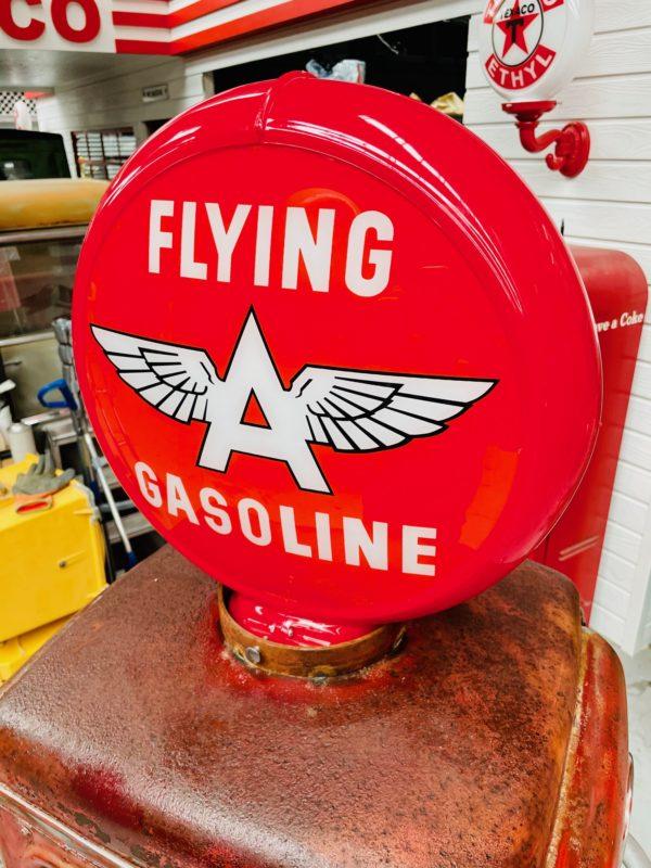 Pompe à essence américaine Flying gasoline