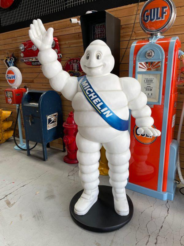 Bibendum Michelin grandeur nature 200 cm