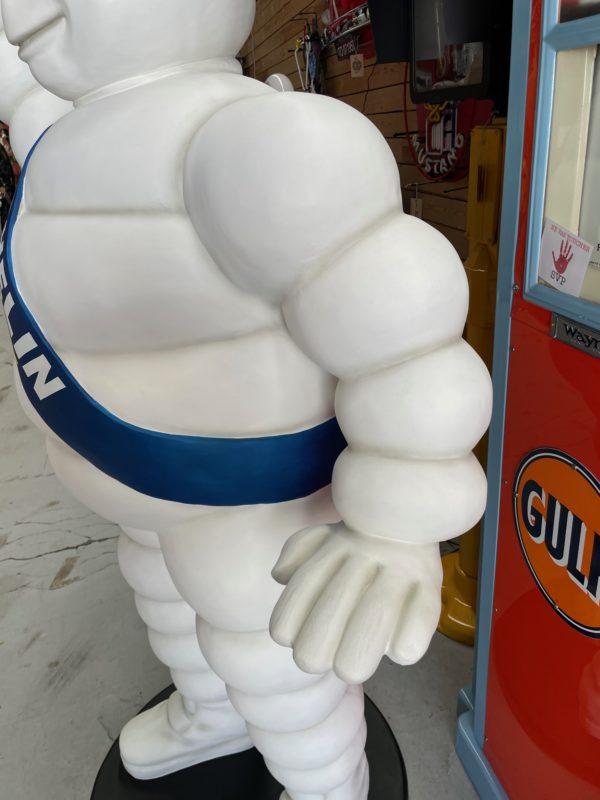 Bibendum Michelin grandeur nature en résine