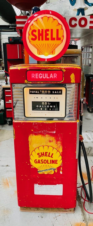 Pompe à essence américaine Wayne 500