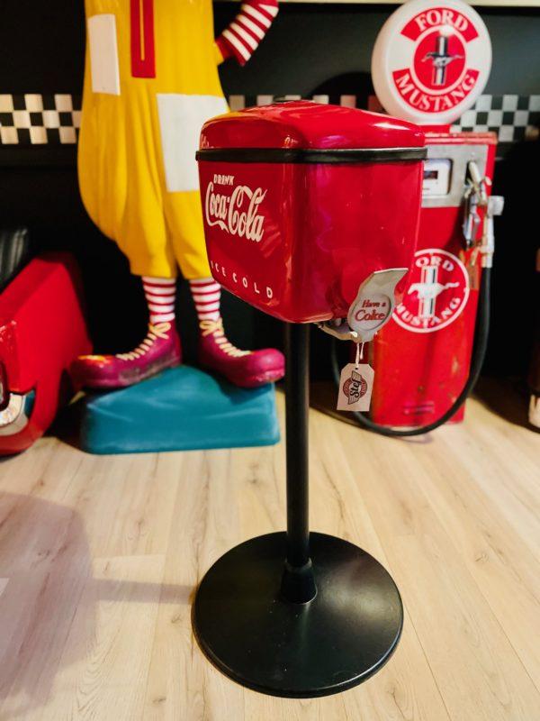 Fontaine Coca Cola Dole 1950 - dole fountain dispenser
