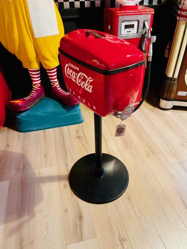 Fontaine Coca Cola Dole fountain dispenser