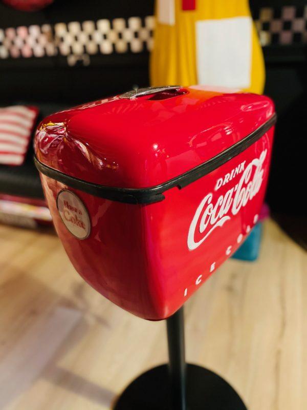 Fontaine Coca Cola Dole 1950