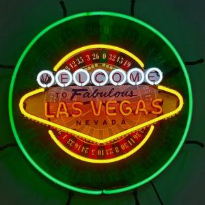 Las vegas neon sign 60 cm