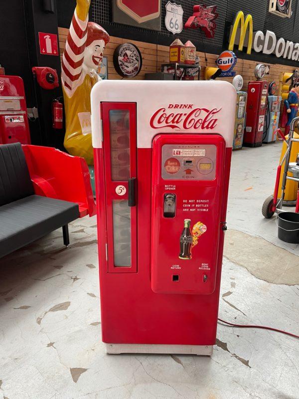 Distributeur Coca-Cola Cavalier 72 Américain de 1958